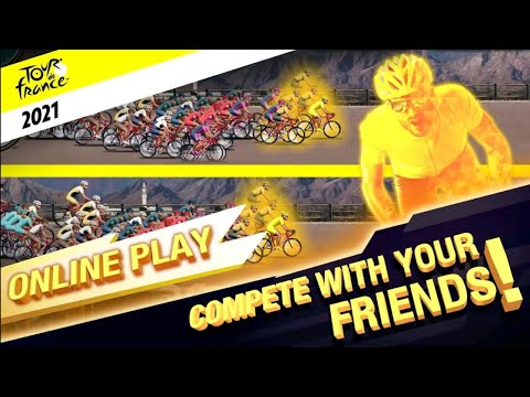 Tour de France 2021 Official Game - Sports Manager (Android, iOS)  