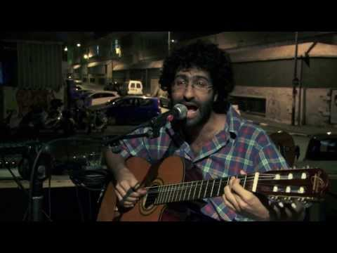 Isaac DaBom - Hard Times (Ray Charles cover) - איציק פצצתי