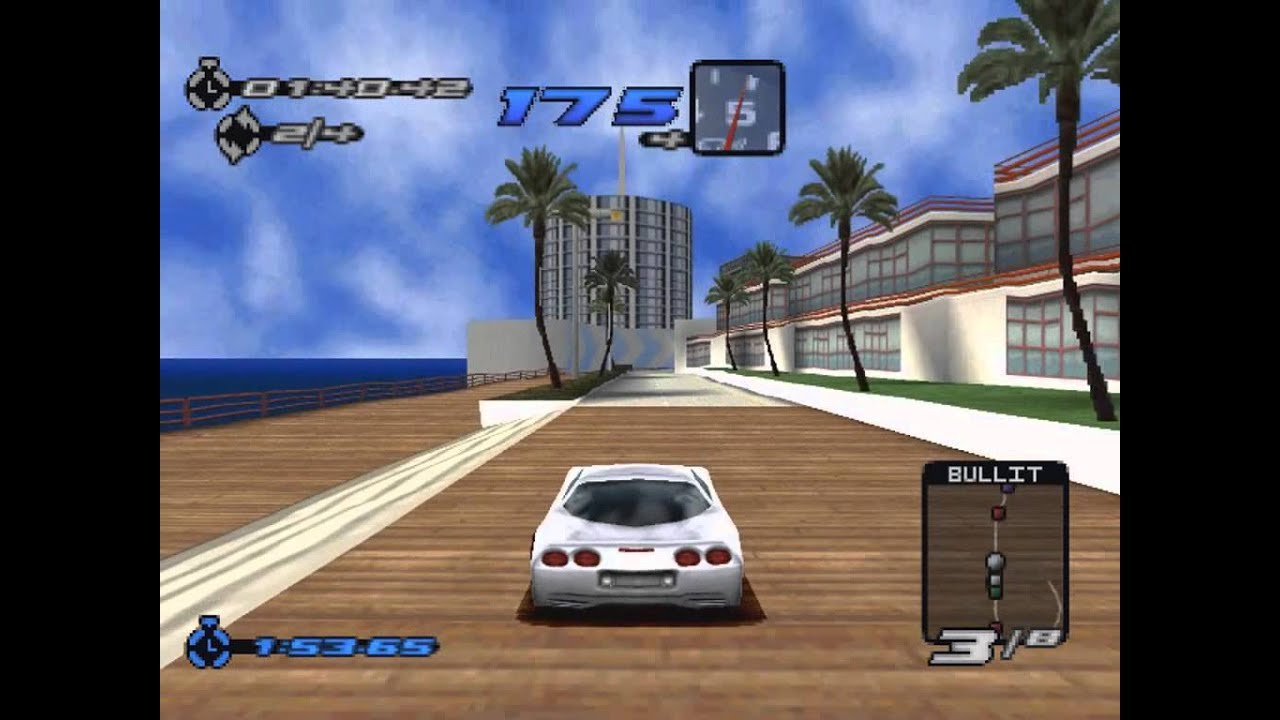 Need For Speed 3 Hot Pursuit Ps1 Race On Atlantica Youtube