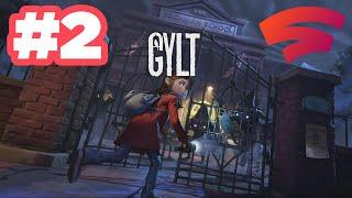 Gylt - El lugar de las pesadillas - Cap. 02 - Stadia