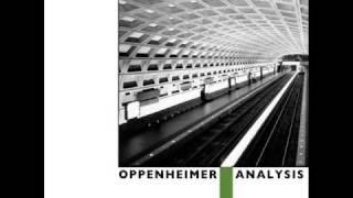 Oppenheimer Analysis - The Devil