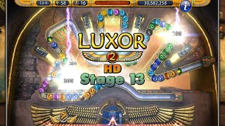 Luxor 2 HD Expert Mode Stage 13: Introducing The Fast Levels