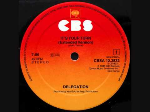 Delegation - It's Your Turn