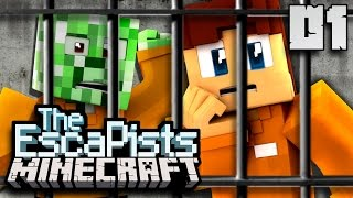THE ESCAPISTS #01 : ON PART EN PRISON !
