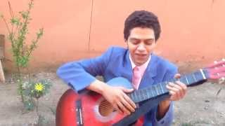 ismail D touilty - elle me dit (mika) guitar cover