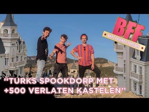 HONDERDEN VERLATEN KASTELEN in Turkije | VJVMJHH | Bucket Boys ft. Govert Sweep