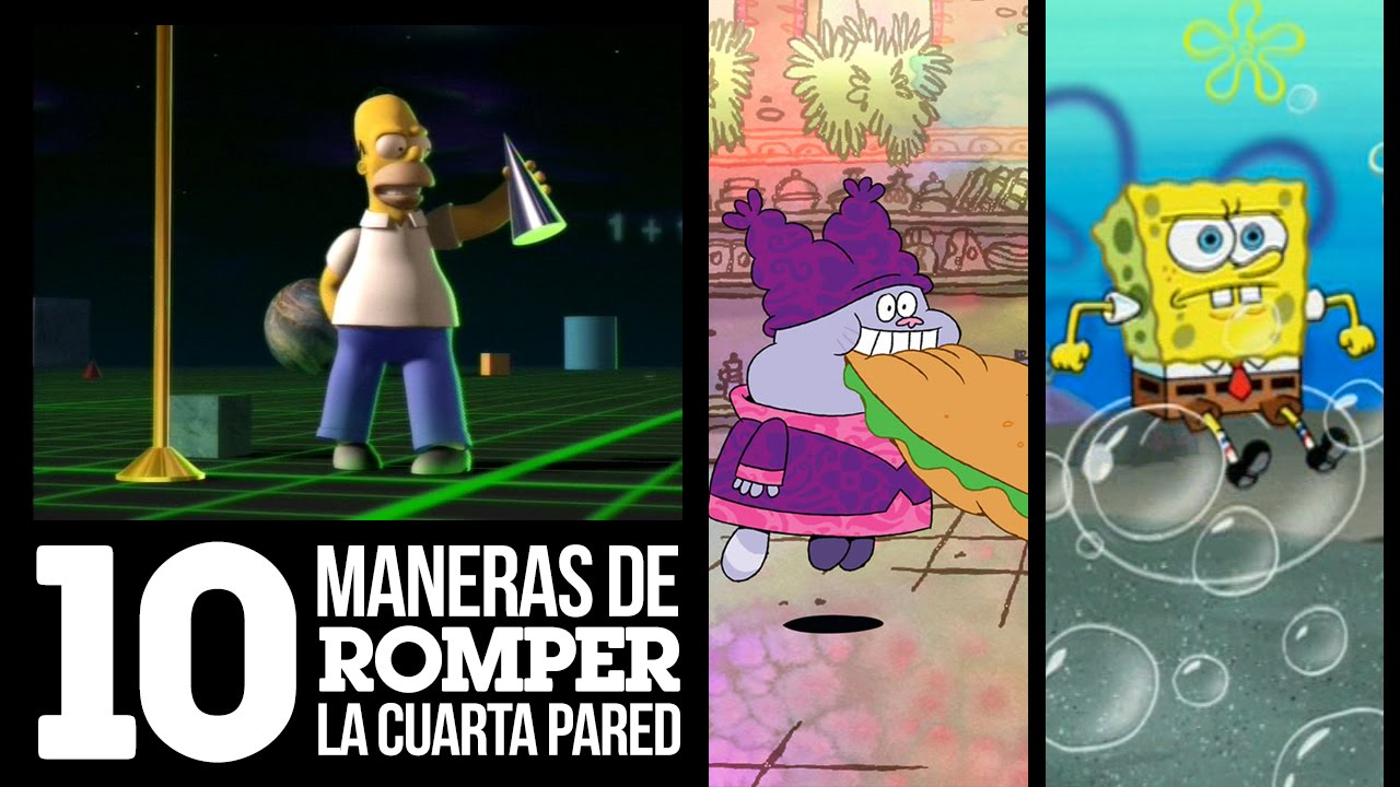 10 Maneras de Romper la Cuarta Pared | LA ZONA CERO - YouTube