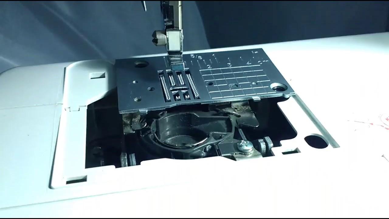 Cómo limpiar tu máquina de coser familiar. ( Solo para