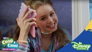 Coop & Cami | Zing en Dans mee: Ruby Rock | Disney Channel NL