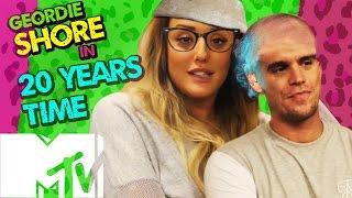 Charlotte And Gaz Get Married! (In 20 Years) - Geordie Shore, Season 10   MTV