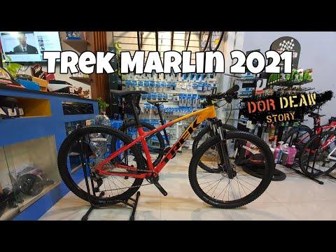 (DorDeaw Story) จักรยานเสือภูเขา ราคาสุดคุ้ม Trek Marlin 2021 (Trek Marlin5)(Trek Marlin7)