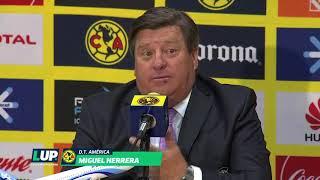 """""""No podemos justificar nada"""": Miguel Herrera"""