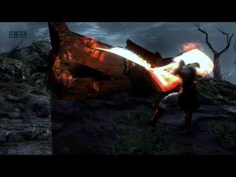[ RPCS3 ] God Of War 3 ( MLAA Patch ) - Ryzen 5 3600