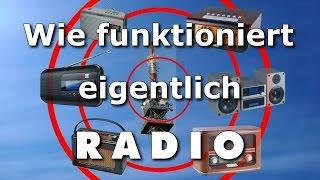 Wie funktionieren Funkempfänger (Radios usw.) ?