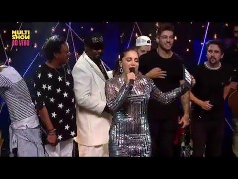 Anitta - Amor Perfeito Part Convidados Música Boa Ao Vivo