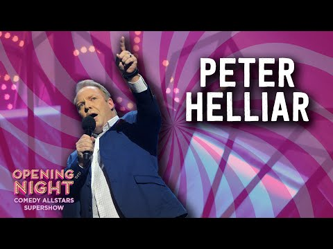 Peter Helliar (1) - 2016 Opening Night Comedy Allstars Supershow