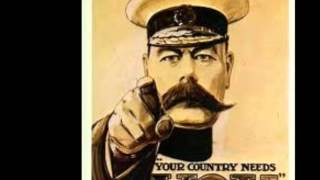YOUR COUNTRY NEEDS YOU - WWI PROPAGANDA