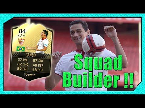 Squad Builder Com - Paulo Henrique Ganso 84