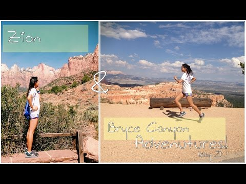 Zion and Bryce Canyon National park + Kanab, Utah (Grace