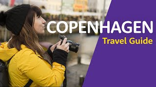 🇩🇰  COPENHAGEN Travel Guide 🇩🇰  | Travel better in DENMARK!