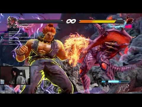 Tekken 7 Boss is harder than Dark Souls