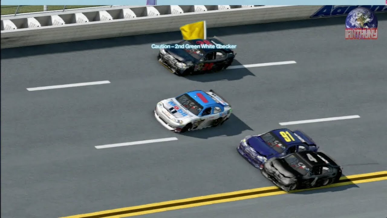 Nascar 2014 Game NASCAR ONLINE CRASHES ...