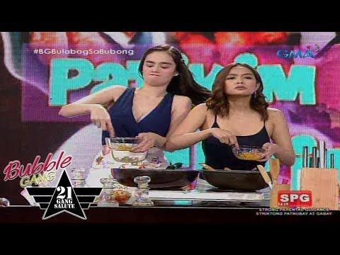 Bubble Gang: Kim Domingo, may karibal sa tikiman!