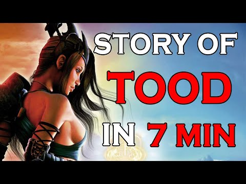 """The Story of """"SpellForce: The Order of Dawn"""" in 7 Minutes   SpellForce Lore  """