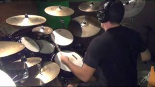 Eric Carr Tribute - KISS - King of Hearts Drum Cover