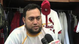 "Edward Mujica on Going to All-Star Game ""It"