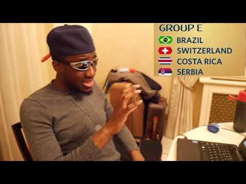 World Cup 2018 Group E Analysis  |  Brazil, Switzerland, Costa Rica, Serbia