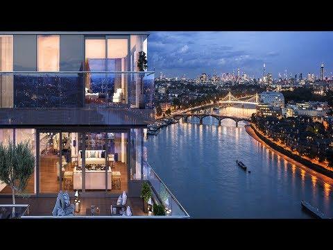 Chelsea Waterfront, London SW10