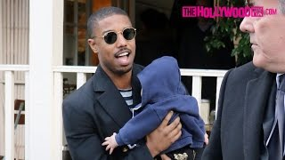 Michael B. Jordan Asked About Being Snubbed At The Peoples Choice Awards 1.7.16