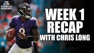 Lamar Jackson and Baker Mayfield Reactions with Chris Long The Ryen Russillo Podcast The Ringer