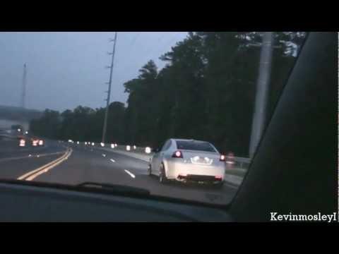 2x Pontiac G8 LOUD Sounds!!