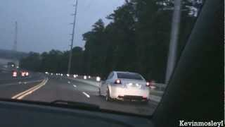 2x Pontiac G8 LOUD Sounds!!
