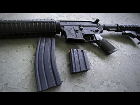 US appeals court upholds Maryland's ban on assault rifles