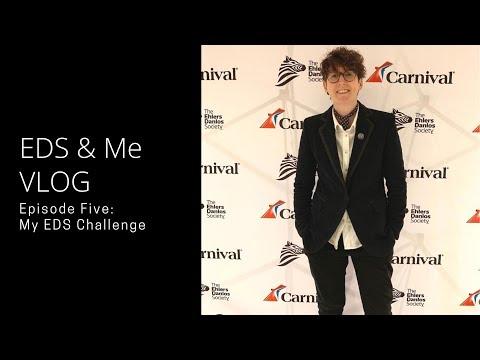 EDS & Me VLOG - Episode Five: My EDS Challenge