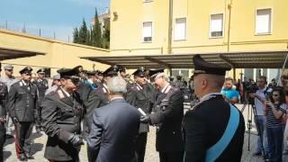 Festa Arma dei Carabinieri-consegna onorificenze