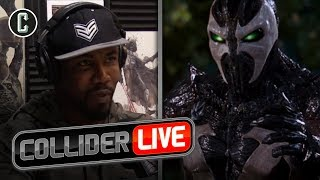 Michael Jai White's Thoughts on Why the Spawn Movie Didn't Work The Way It Should Have