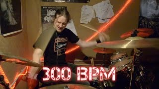 Playing at 300 BPM !