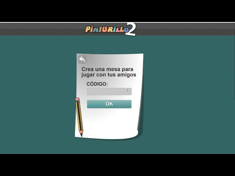 COMO JUGAR A PINTURILLO 2 CON AMIGOS
