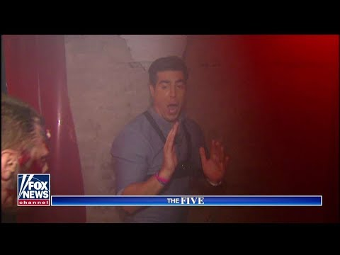 WATCH: Dana Perino, Jesse Watters Get Spooked at NY's Top Haunted House
