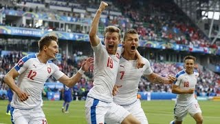 Euro 2016 | Croatia vs Czech Republic | Czechs 2-2 Draw With Croatia