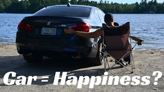 Can a Nice Car Bring Happiness?