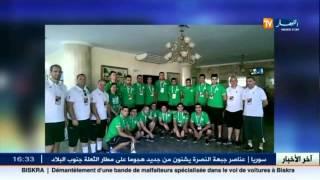 منتخب الجزائر لكرة اليد ينهزم أمام فرنسا في مونديال البرازيل لأقل من 21 عام