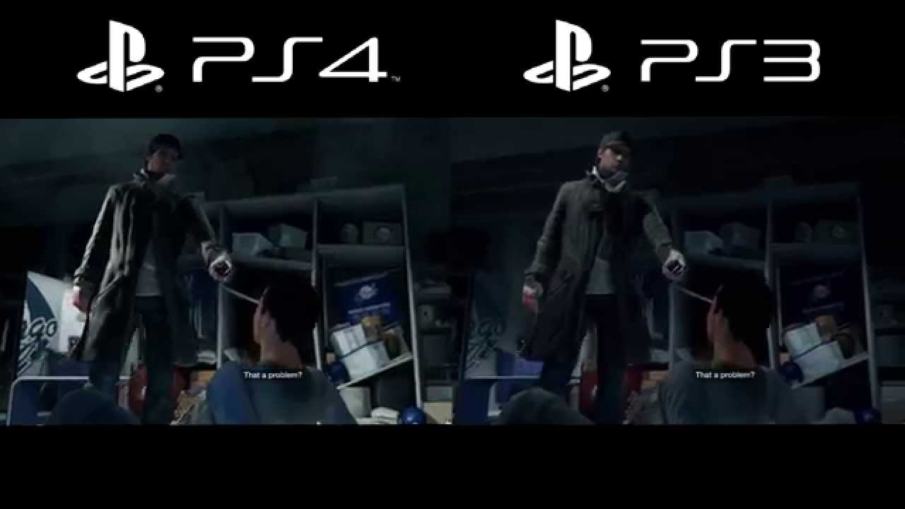 Watch dogs playstation 3 gameplay