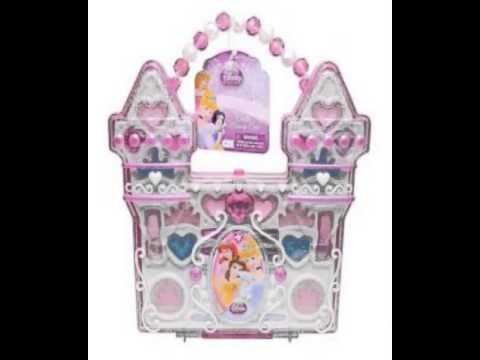 Barbie makeup case