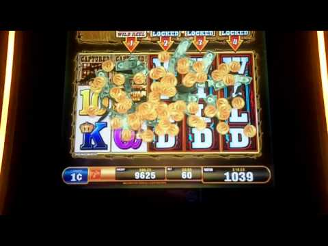 Bally Technologies - Gaucho's Gold Slot Bonus