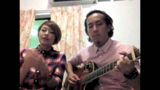 """Tonight I celebrate my love for you"" cover by Paul & Rynn - The Acoustic Duo"